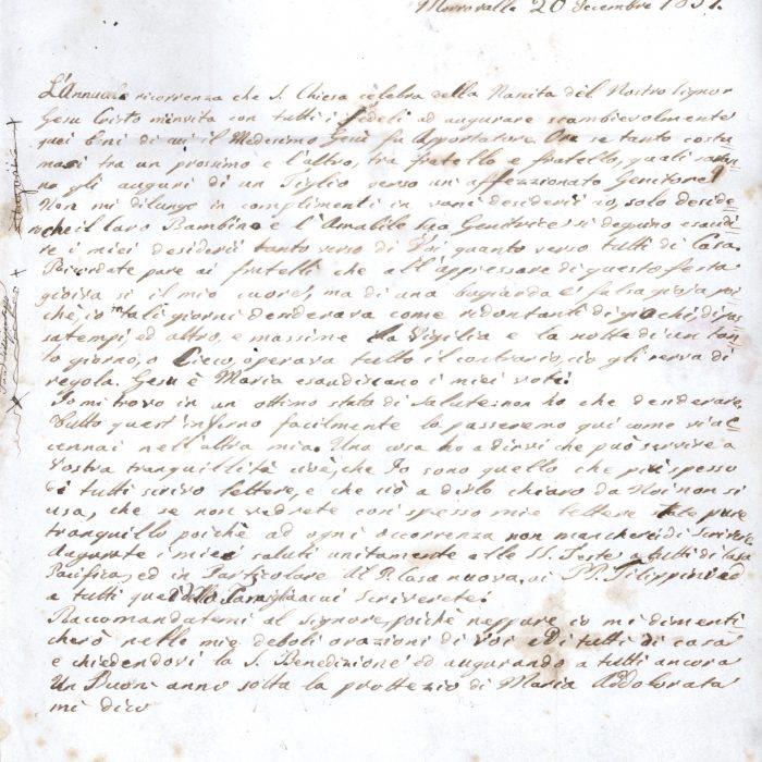 Lettera 11-a