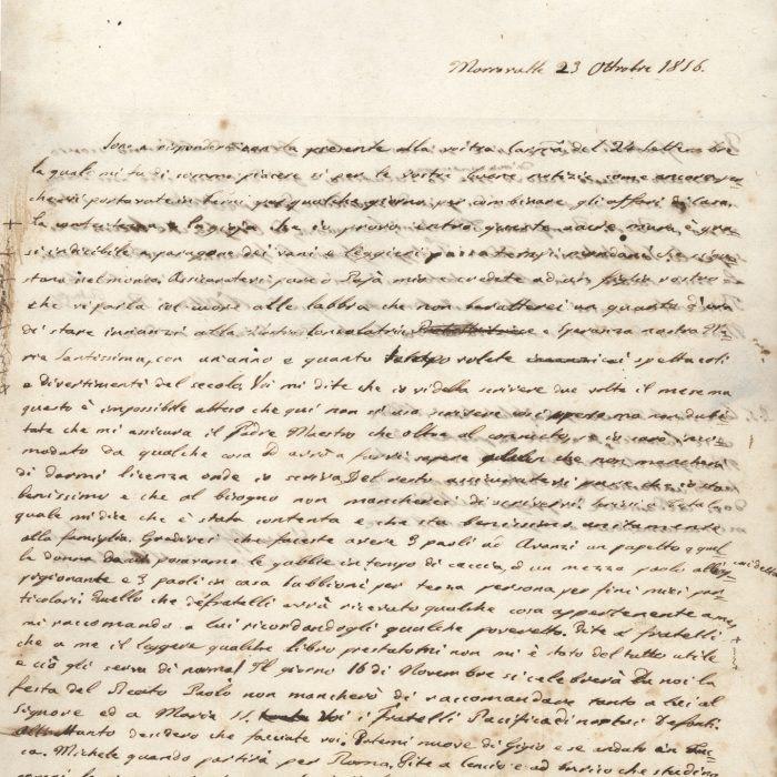 Lettera 2-a