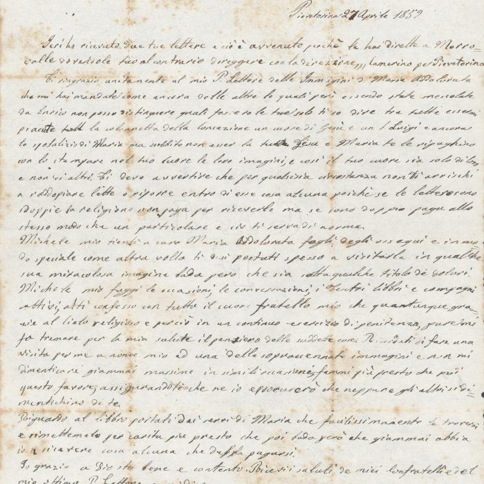 Lettera 20-a