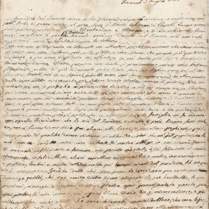 Lettera 22-a