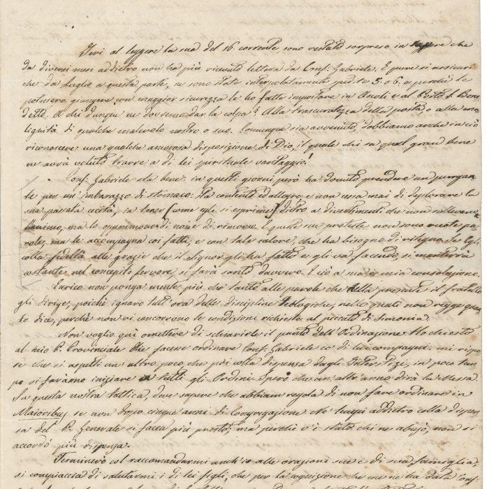 Lettera 25-a