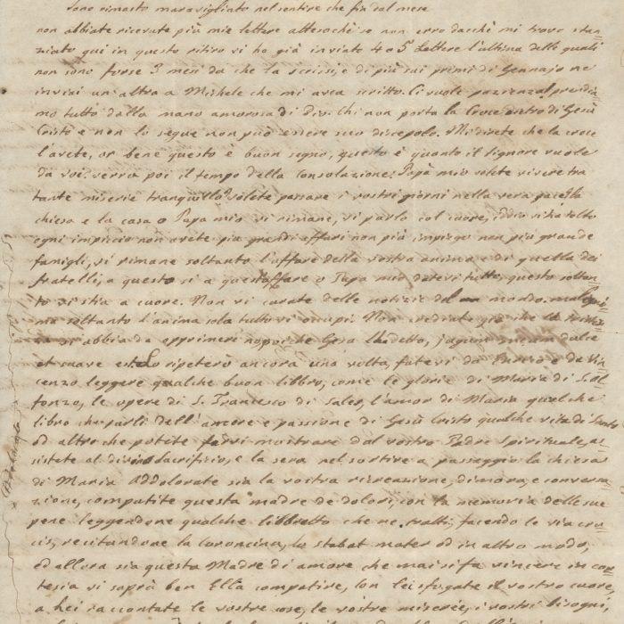 Lettera 25-b