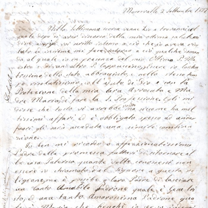Lettera 8-a