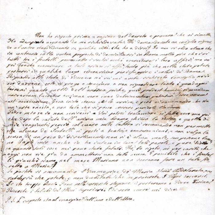 Lettera 14-a