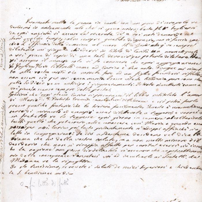 Lettera 15-a