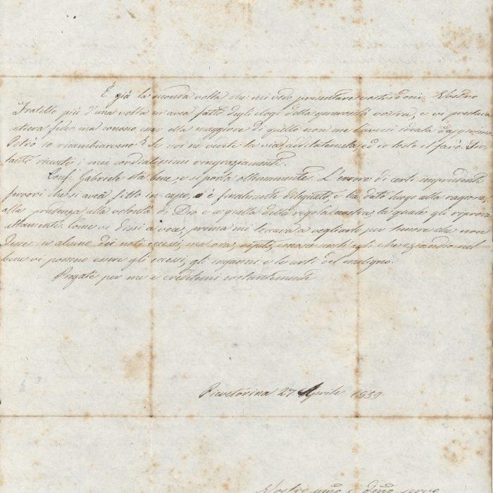 Lettera 20-b