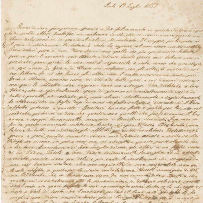 Lettera 23-a