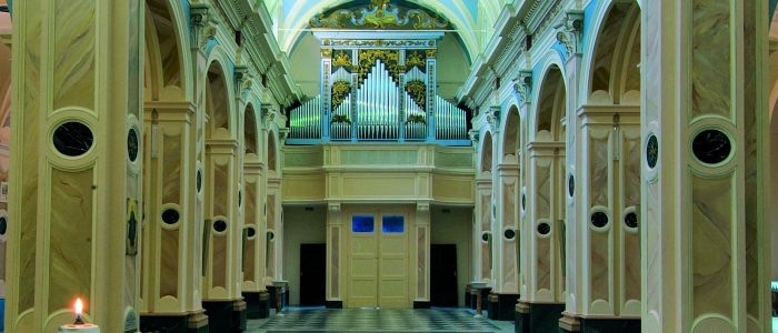 interno antica basilica 2