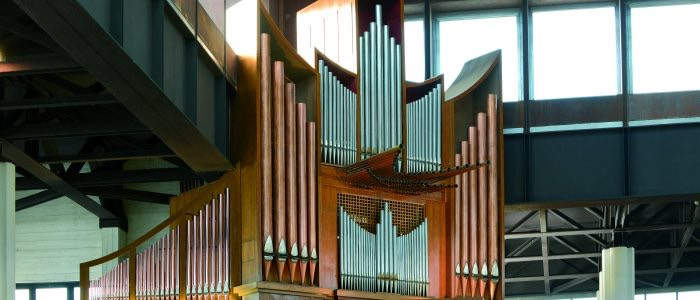 organo nuovo santuario